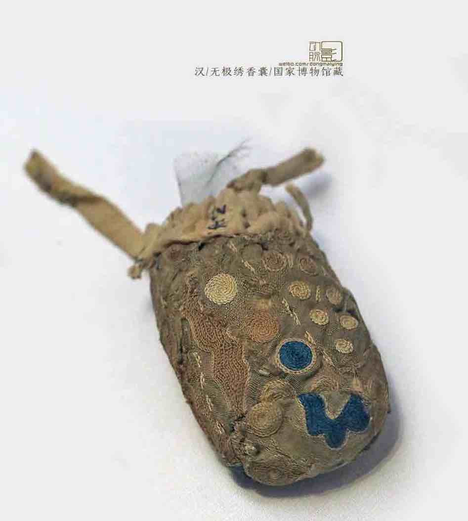Unearthed Sachet of the Han Dynasty — National Museum of China