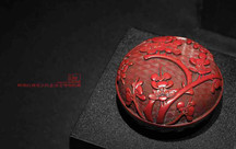 Carved Plum Lacquer Box of the Ming Dynasty — The Palace Museum