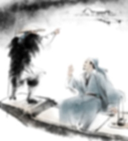 Poet Li Bai of Tang Dynasty and his Mysterious Ending