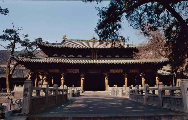 Sheng Mu Dian (Built in 1023 — 1032) of Jinci Temple, A Valuable Representative Architecture of the Song Dynasty — Taiyuan City, Shanxi Province