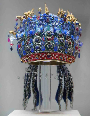 Phoenix Crown of the Ming Dynasty (1368 — 1644)