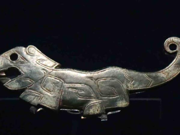 Jade Tiger of the Shang Dynasty