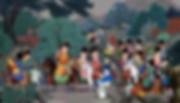Zhengde Emperor Zhu Houzhao Touring in Northern Borders