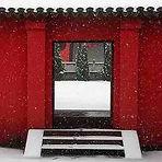 Cinnabar Red — Zhusha Hong (朱砂红)