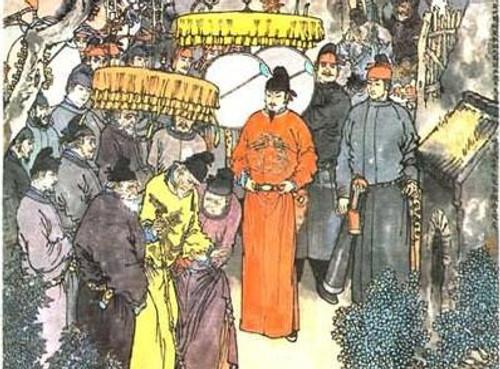 Emperor Xuanzong of Tang Li Longji Came Back as An Overlord