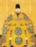 Emperor Zhu Qizhen or Ming Ying Zong of Ming Dynasty in History of China