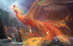 Zhu Que the Red Bird in Chinese Mythology