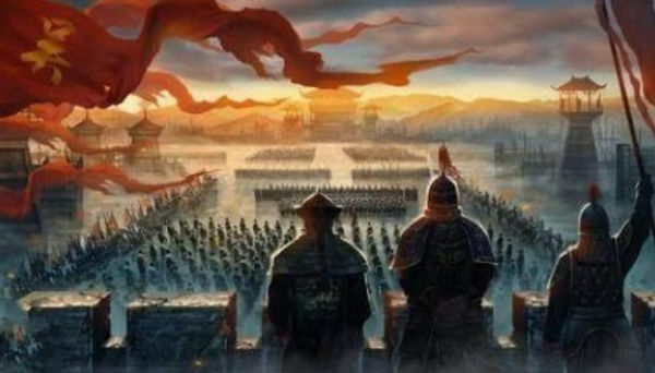 Wu Sangui and His Army