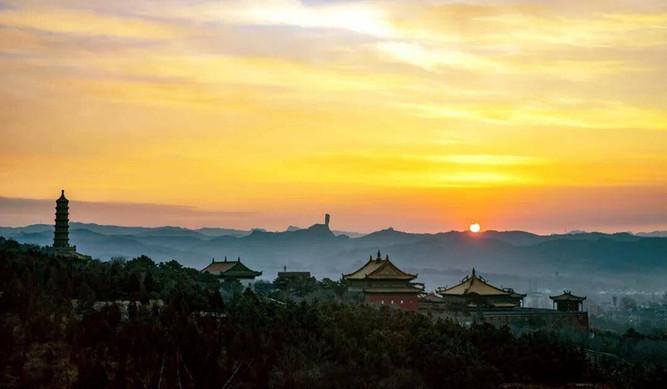 Xumifushou Temple or Banchan Xinggong