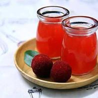 Rock Sugar Bayberry Juice, or Bingtang Yangmei Zhi