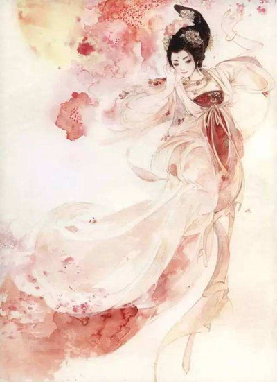 Nichang Yuyi, The Feather Dress Dance or The Song of Enduring Sorrow