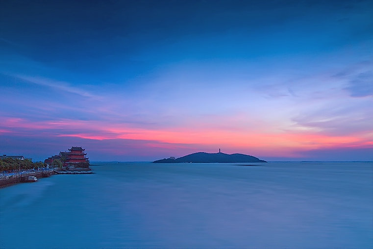Chaohu Lake in Anhui Province, Photo from Official Site of Chaohu.