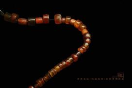 Agate Bead String — Binyang Museum