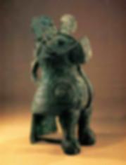 Bird Shaped Bronze Wine Vessels of the Queen Fu Hao
