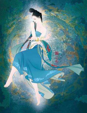 Queen Zhao Feiyan and her beautiful dance