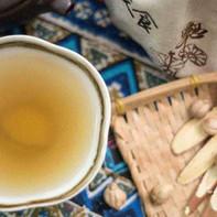 Cardamom Water, or Doukou Shu Shui