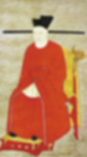 Emperor Zhao Gou or Song Gao Zong of Song Dynasty in History of China