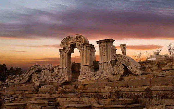 Ruins of the Old Summer Palace