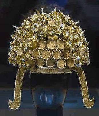 Phoenix Crown of the Sui Dynasty (589 — 619)