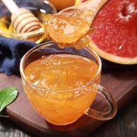 Honey Pomelo Tea, or Fengmi Youzi Cha