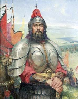 Fu Jian the Emperor Xuanzhao of Former Qin