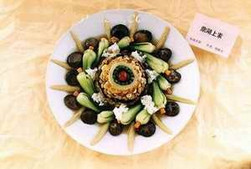 Assorted Vegetarian Dish