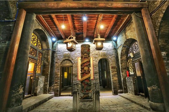 Underground Treasury of Rishengchang in the Ancient City of Pingyao