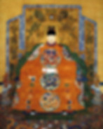Emperor Zhu Houcong or Ming Shi Zong or Jia Jing of Ming Dynasty in History of China