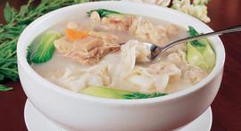 Chicken Soup Wonton