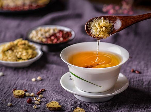 Chinese Tea - Scented Tea