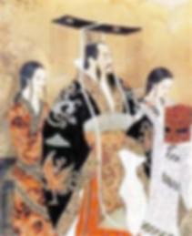 Emperor Wudi Liu Che of Han Dynasty