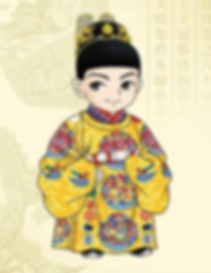 Imperial Ritual Robe Gun Fu of the Ming Dynasty (1368 — 1644)