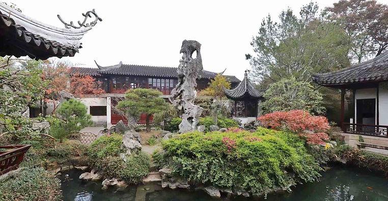 Guanyun Feng in Lingering Garden