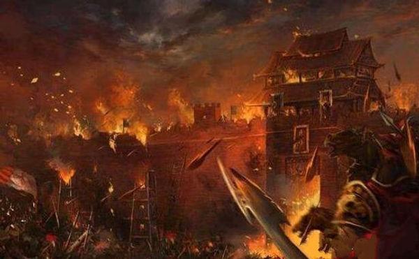 Cruel War of the Incident of Jingkang