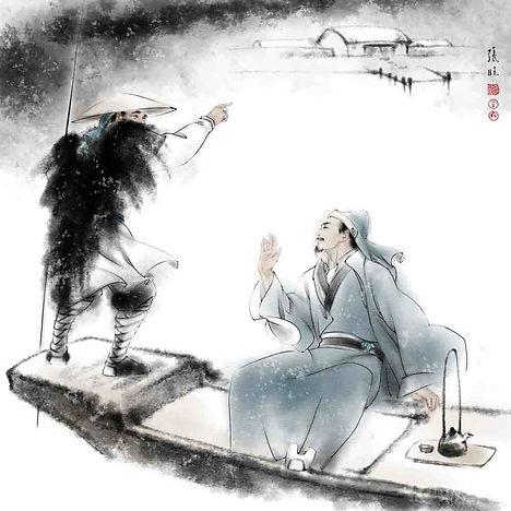 Poet Li Bai of Tang Dynasty and his Mysterious Ending