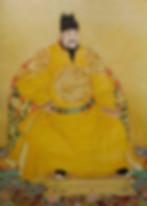 Emperor Zhu Zhanji or Ming Xuan Zong of Ming Dynasty in History of China