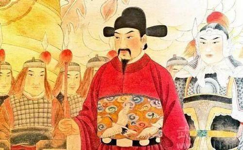 Yu Qian of the Savior of the Ming Dynasty