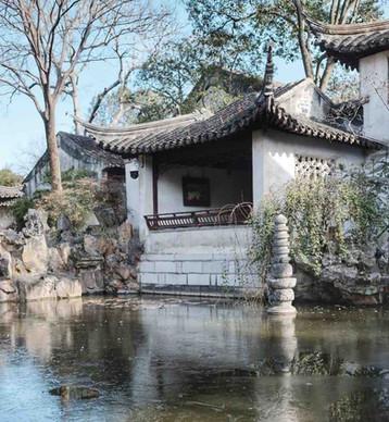 Breeze Hall or Qingfengchi Guan (清风池馆)