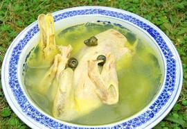 Conch Stewed Duck