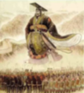 Ying Zheng, also respected as Qin Shi Huang, the first emperor in China