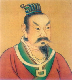 Terminator of Tang Dynasty Zhu Wen in History of China