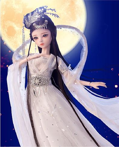 Fairy Chang E