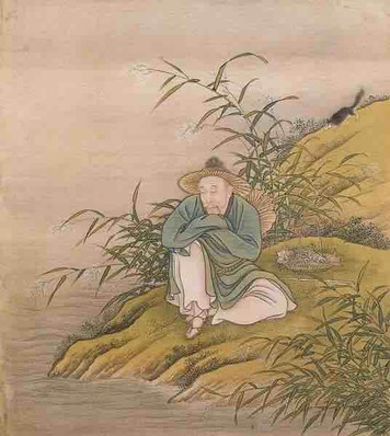 Yongzheng Emperor Cosplaying An Ordinary Peasant.
