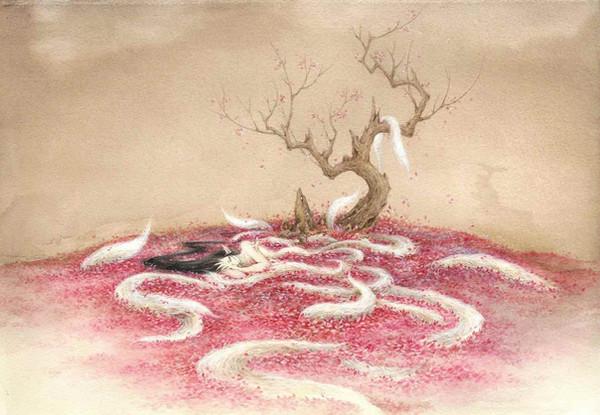 Mythical Creature Jiu Wei Hu