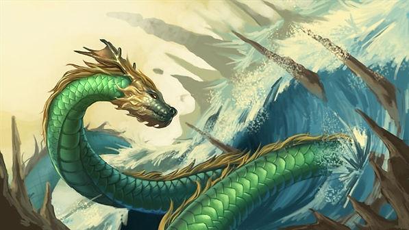 Dragon Jiao Long