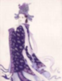 Zhao Duofu or the Princess Roufu of Song Dynasty