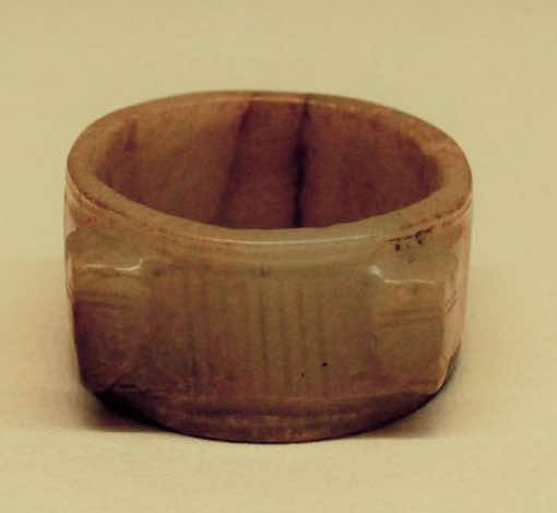 Jade Ware Zong used in Grand Sacrificial Ceremony