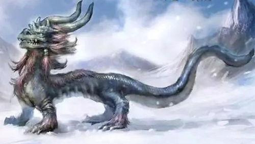 Dragon Qiu Long