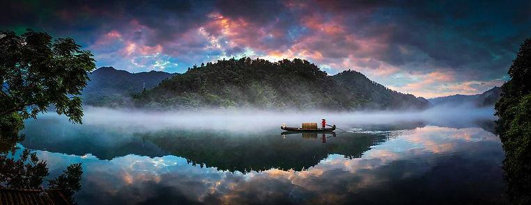 Tributary of Dongting Lake