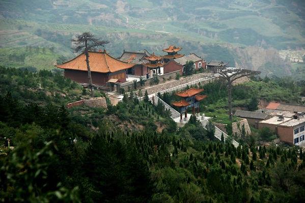 Taoist Temples on Mount Heng